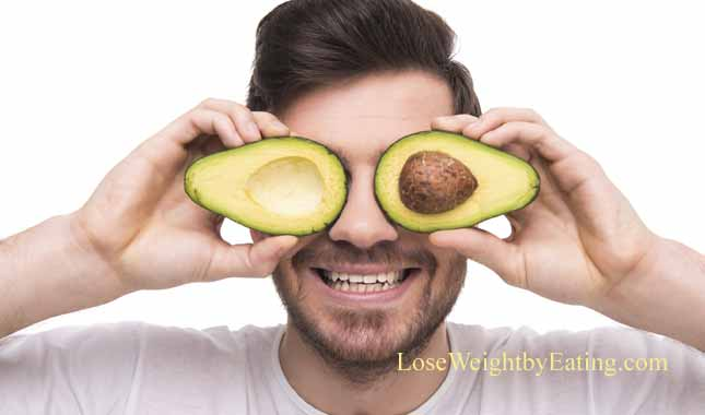 Avocado Benefits Eye Health