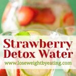 Strawberry Detox Water: 5 Metabolism Boosting Recipes