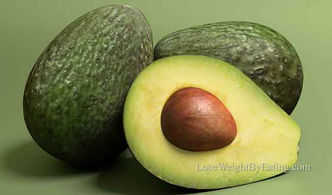 How to Lose Belly Fat Avocado