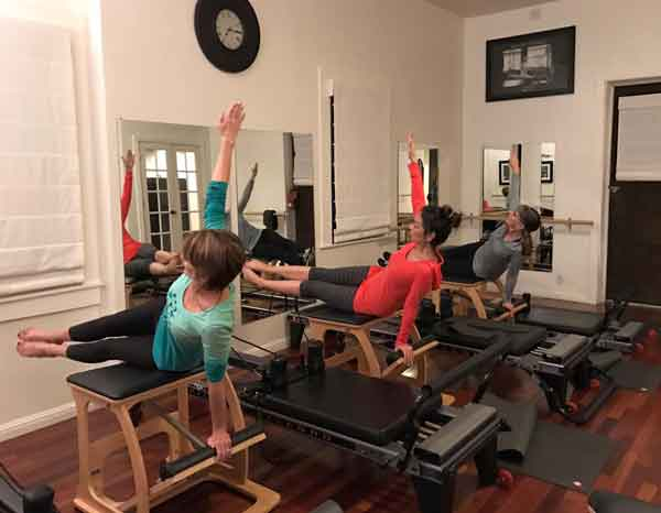 Beginner Pilates Classes