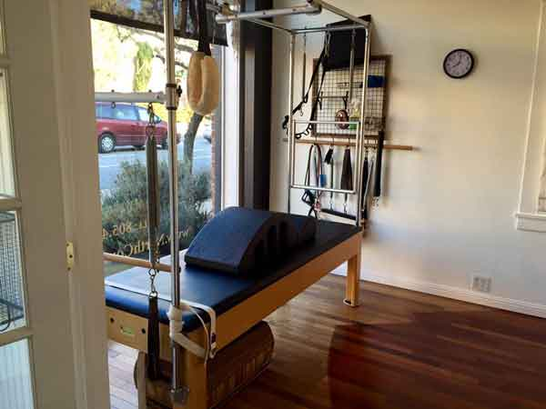 One-On-One Pilates Classes