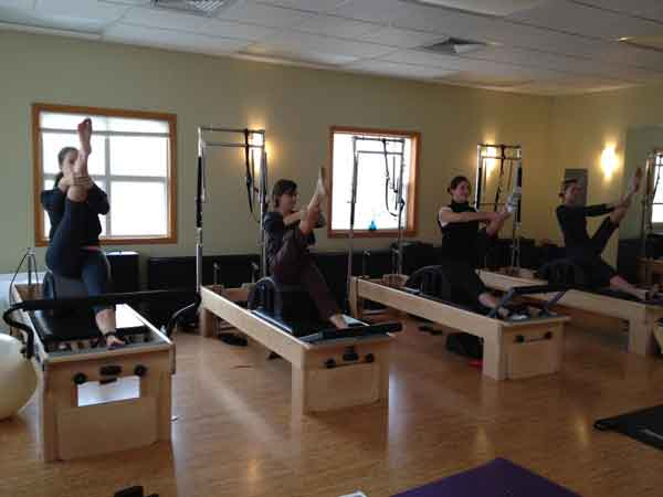 Pilates Pain Relief