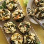Muffin Cup Omelets: Lose Weight By Eating- Detox Week